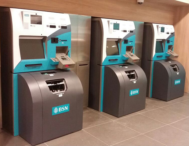 BSN Virtual Teller Machine